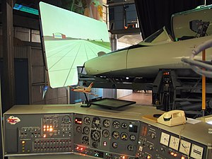 The TL39 3-DoF motion simulator with IOS at MA...