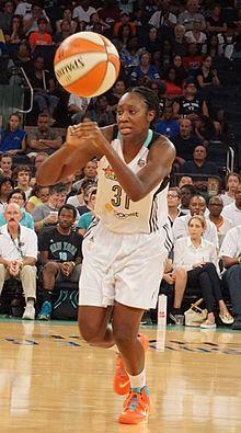 Tina Charles Basketball Wikipedia