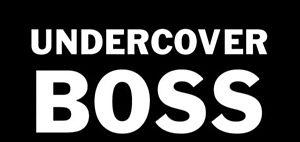 Undercover Boss logo