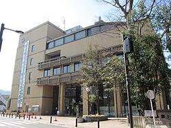 逗子市役所庁舎