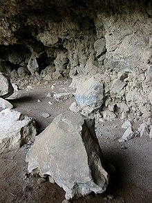 Cueva de Belmaco, utilizada como vivienda por benahoritas