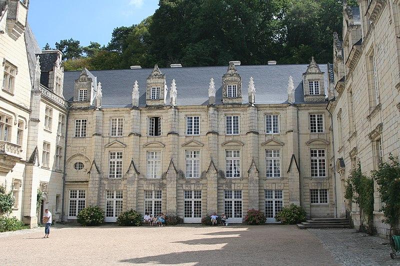 ChateaudUsseInnerCourtyard
