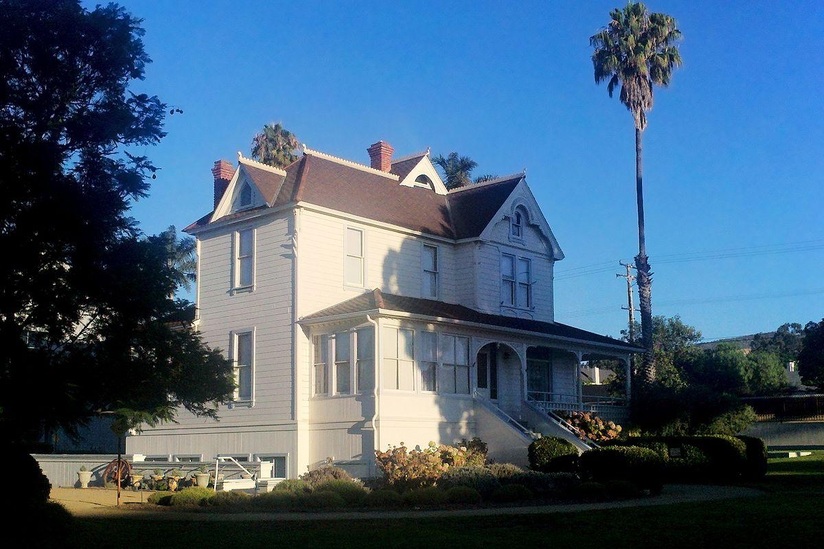 Dudley House Ventura California Wikipedia