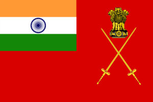 Flag of Indian Army