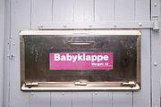Babyklappe in der Lübecker Mengstraße besteht seit 1997 in einem Privathaus