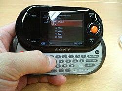 Sony Mylo 1