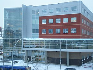 Robins Heath Learning Cetnre, MacEwan College,...
