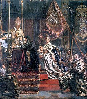Oath of King John Casimir of Poland