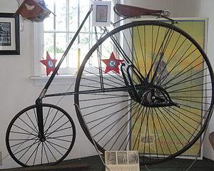 Deutsch: Star Bicycle - Hochrad