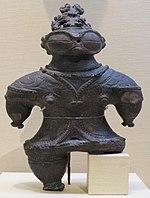 Stone statue, late Jomon period.JPG