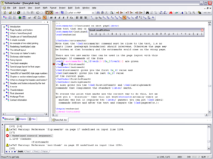 Problemas básicos con MiKTeX+TeXnicCenter