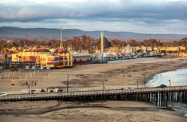 Image result for santa cruz beach boardwalk