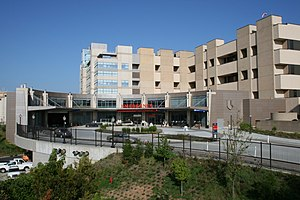 Emergency and Trauma Center at Duke University...