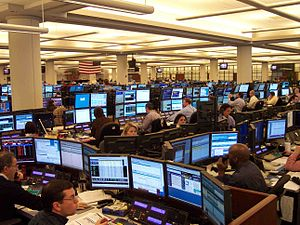 A1 Houston Office Oil Traders on Monday