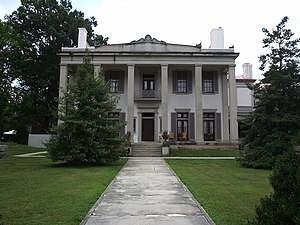 English: The Belle Meade Plantation - a histor...