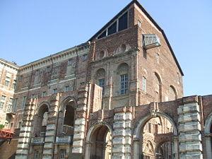 Castello di Rivoli (Torino)