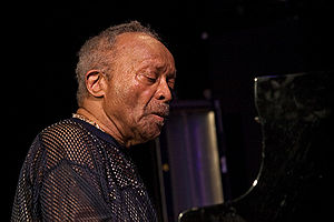 Cecil Taylor at moers festival 2008