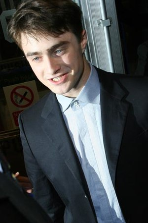 English: Daniel at the premiere of December Bo...