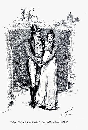 Emma (Jane Austen Novel) ch 49. Mr Knightley's...