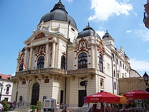 Hungarian National Theatre in Pécs