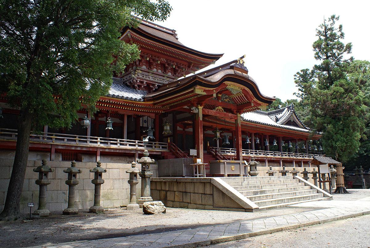 Hachiman Shrine Wikipedia