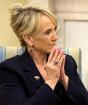 Jan Brewer.