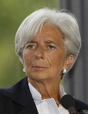 Christine Lagarde (cropped)