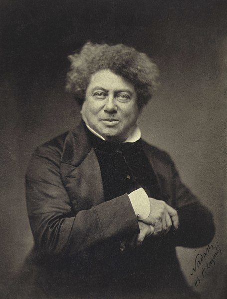 File:Nadar - Alexander Dumas père (1802-1870) - Google Art Project 2.jpg
