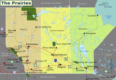 Canadian Prairies - Wikipedia