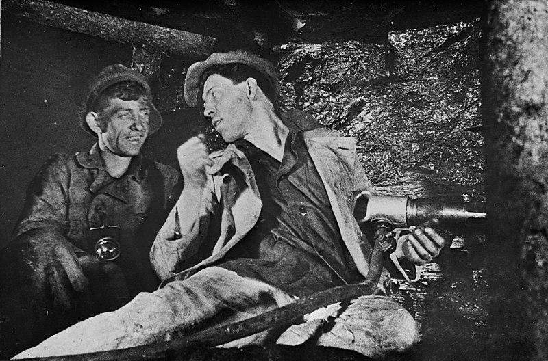 La produttività non si misura più in tonnellate di carbone.