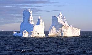 Iceberg inGreenland