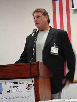 Thomas DiLorenzo, Illinois 2