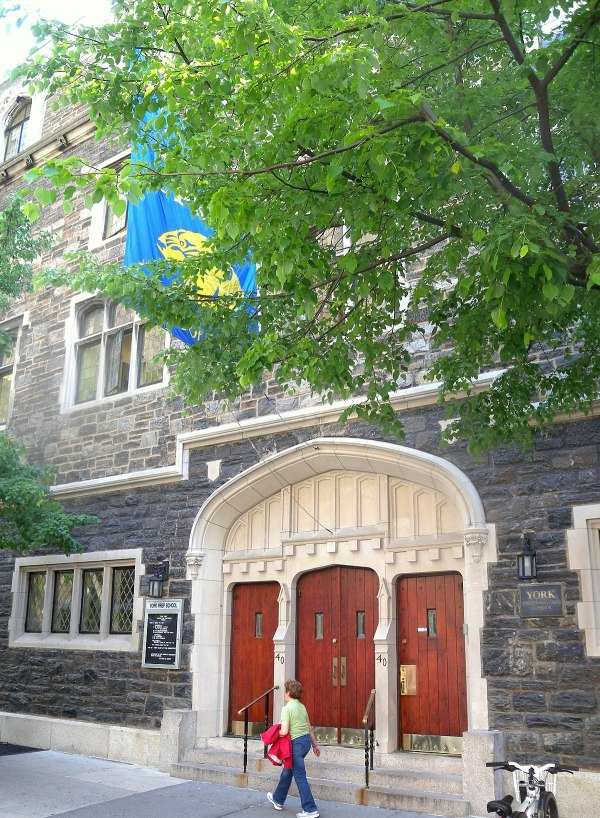 York Preparatory School - Wikipedia
