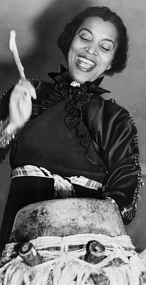 Zora Neale Hurston, beating the hountar, or ma...