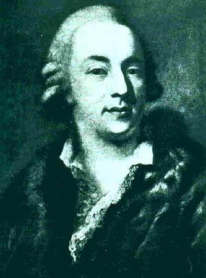 English: Alessandro Longhi (1733-1813) portrai...