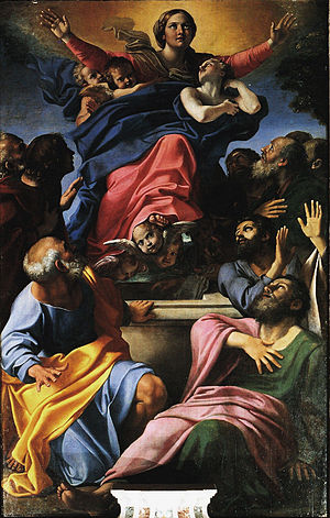 Assumption of the Virgin Mary, in Santa Maria ...