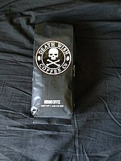 Death Wish Coffee Wikipedia