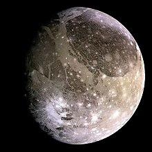 Image result for Ganymede