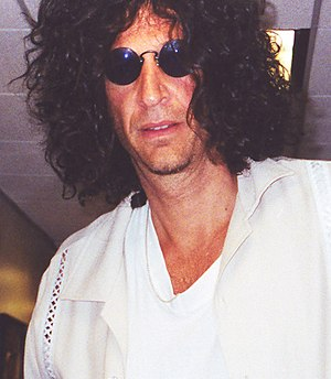 English: Howard Stern in 2000.