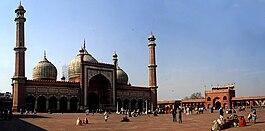 Jama Masjid, New Delhi