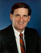 U.S. Senator Bob Smith of New Hampshire