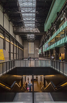 Tate Modern Wikipedia The Free Encyclopedia