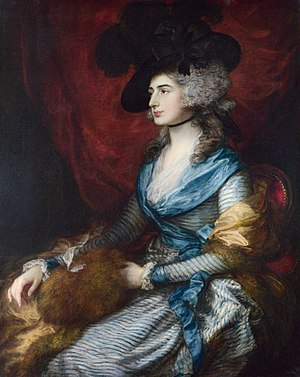 Sarah Siddons in 1785