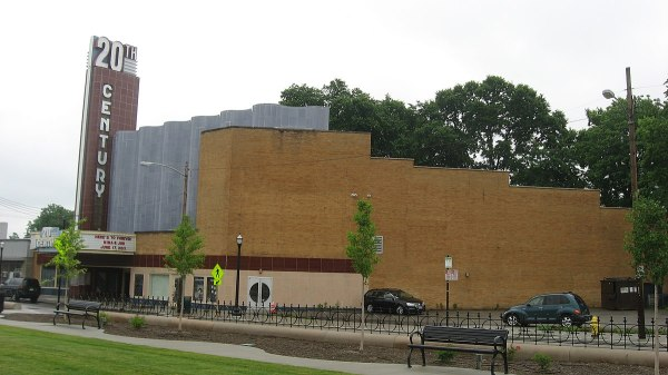 Twentieth Century Theatre - Wikipedia