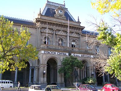 Uruguay Montevideo Estacion Central