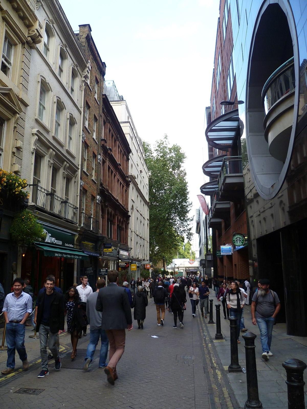 Villiers Street Wikipedia