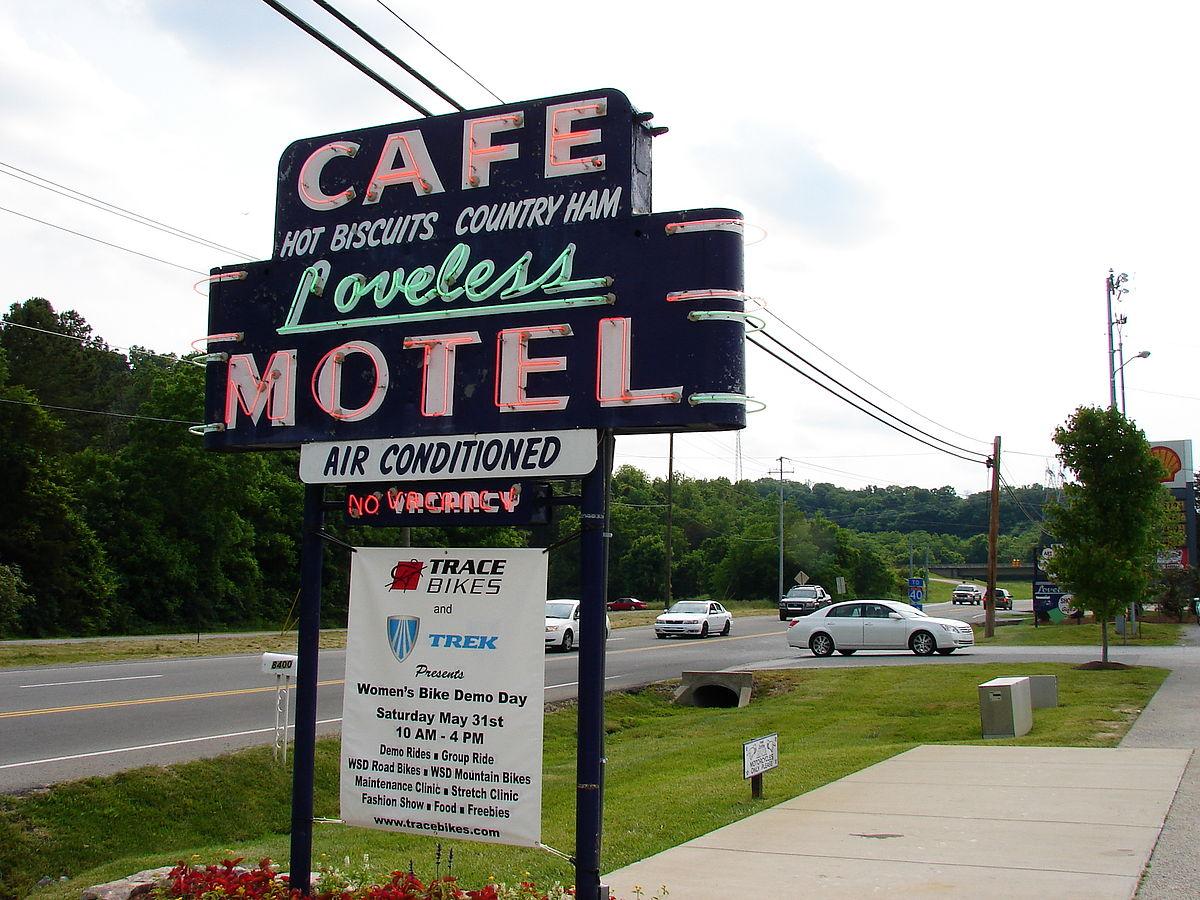 Loveless Cafe Wikipedia