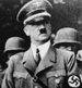 Adolf Hitler in Yugoslavia.