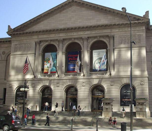 Art Institute of Chicago Front