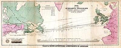 نقشه كابل ارتباطي زيراقيانوسي
